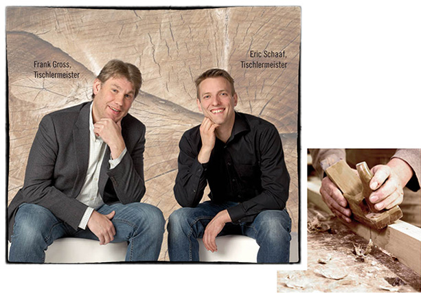 Die Tischlertekten - Ihre Moebeltischlerei aus dem Westerwald. Individuelle Möbel