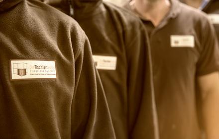 team, historie, tischlertekten, logo, arbeitskleidung, teamwork, arbeitnehmer, tischler, tischelergesellen