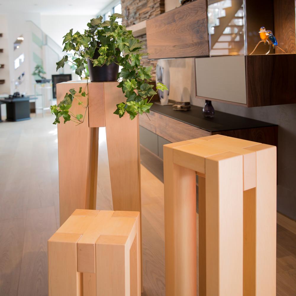 Blumenbank Für Wohnzimmer | fkh