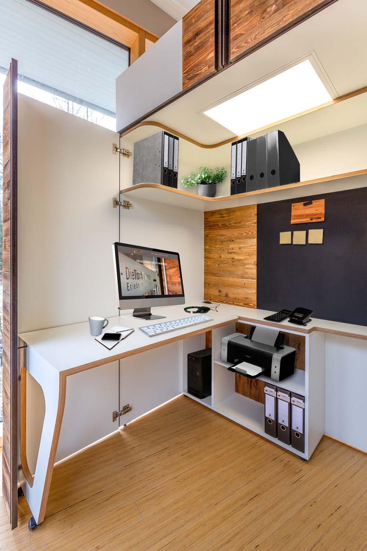Büro Homeoffice Schrank Open It mit männliche Einrichtung